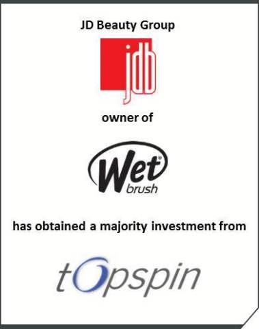 Intrepid served as financial advisor to JD Beauty Group (Graphic: Business Wire)