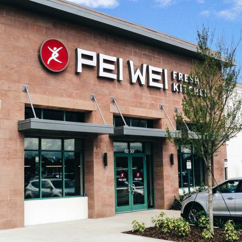 Pei Wei® to Open New Location in Celebration, Fla., Nov. 2