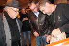 Galleri Brandstrup: Joseph Kosuth, il famoso artista internazionale, sarà in Norvegia per il vernissage di una nuova mostra e per presentare una sua creazione ad hoc legata alla storia norvegese