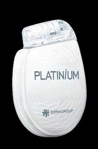 Platinium, a new range of implantable cardiac defibrillators and CRT-D devices (Photo: Business Wire)