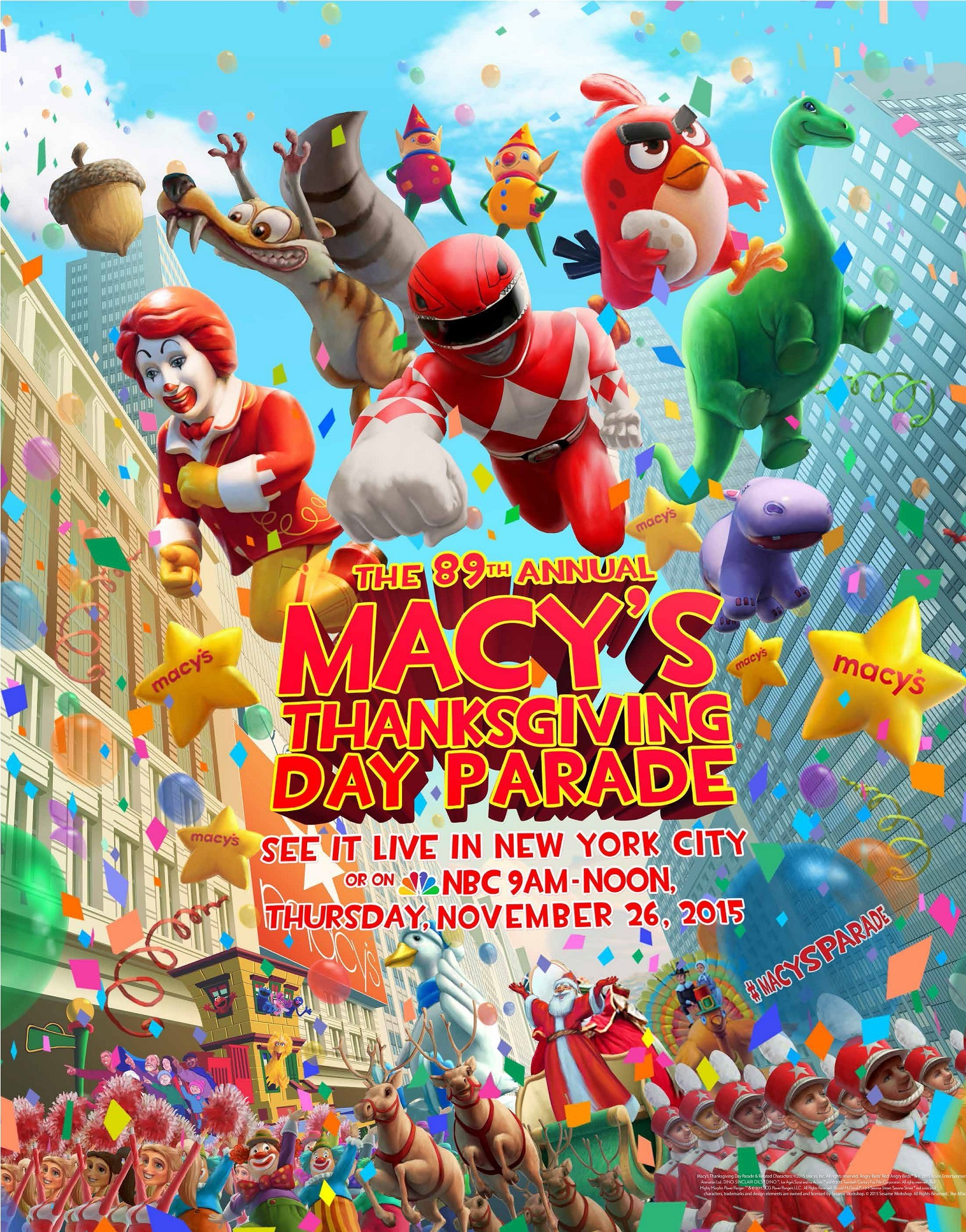 Macy's March of Magic | Business Wire