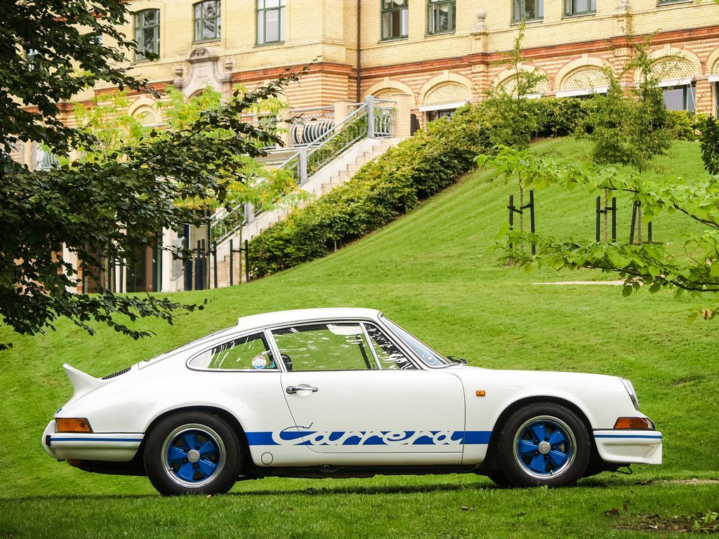 1973 Porsche 911 Sells Online With Proxibid For 365000 In