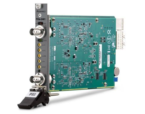 Astronics Frequency Time Interval Counter (FTIC) for PXI Express (Photo: Business Wire)