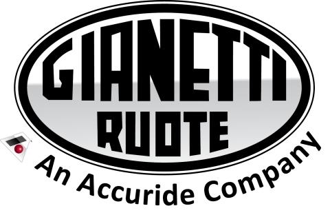 Logo Gianetti Ruote An Accuride Company