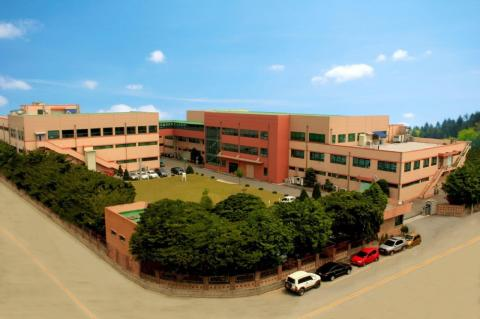 Daemyung Optical Co. Ltd. headquarters are located in Daejeon, Korea. (Photo: Business Wire)