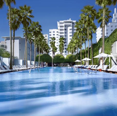 Delano South Beach (Photo: Business Wire)