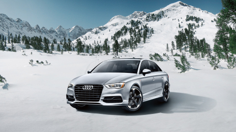 Season of Audi A3 Special Edition; Photo Courtesy of Audi of America