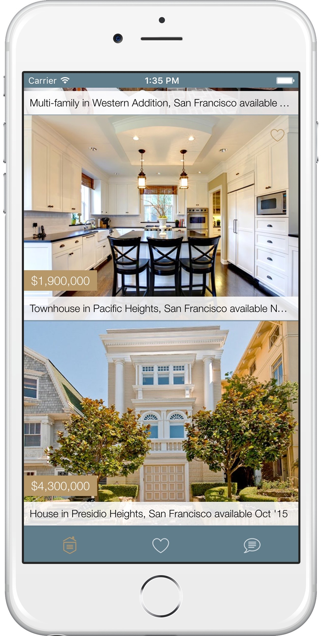 PocketList's private real estate marketplace connects homebuyers with non-publicly available properties for sale. (Photo: Business Wire)