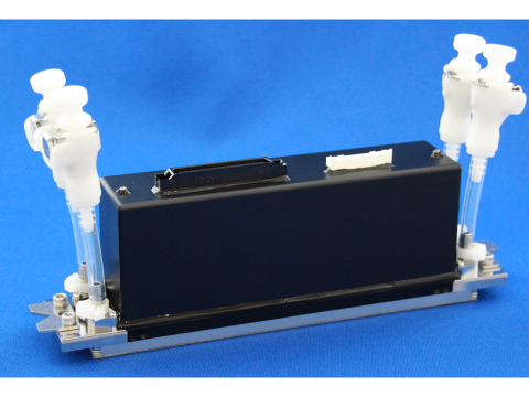 KJ4B-0300-G06DS inkjet printhead (Photo: Business Wire)
