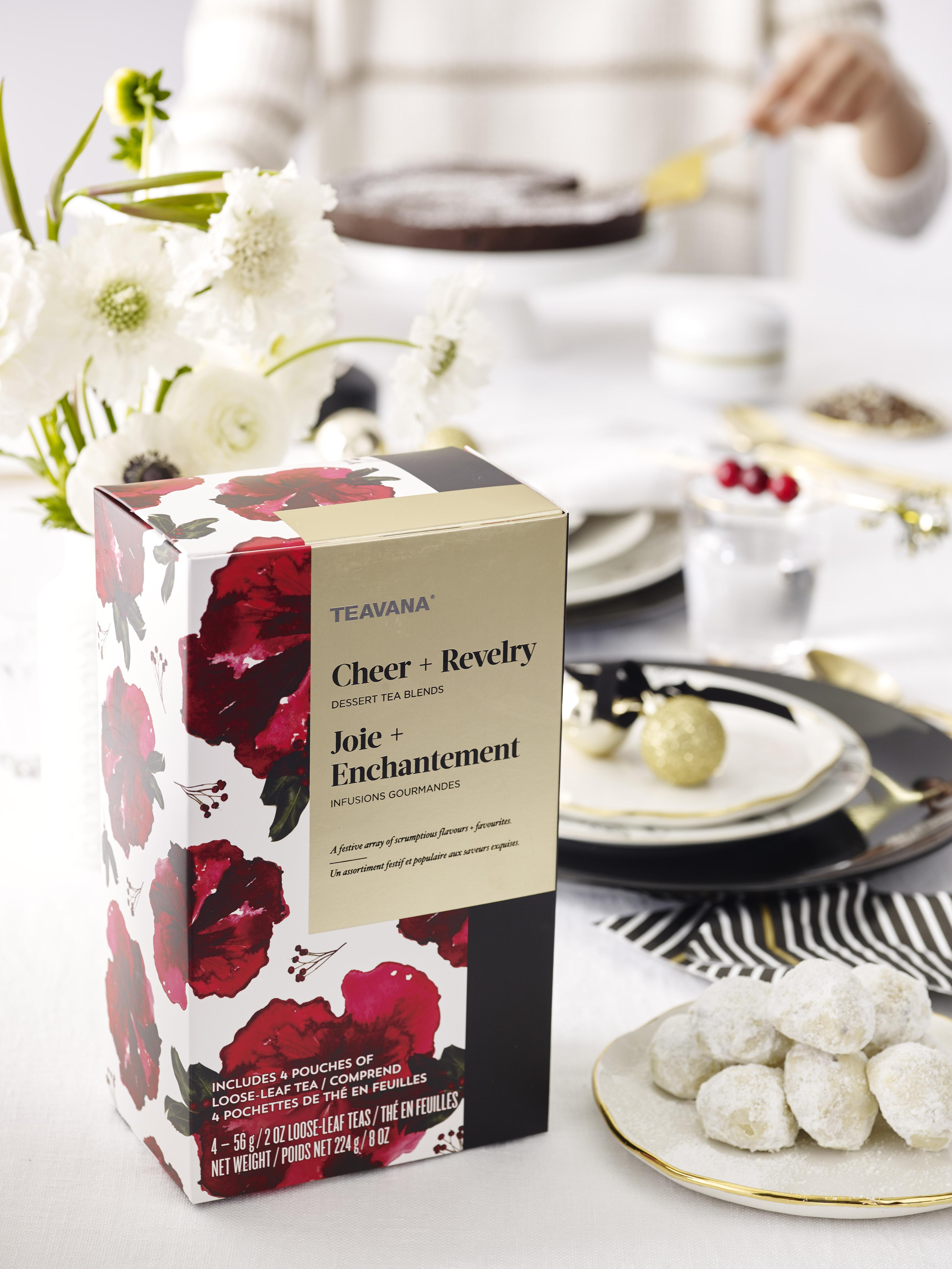 Tea's the Season' for Exclusive, Premium, Loose Leaf Teas and ...