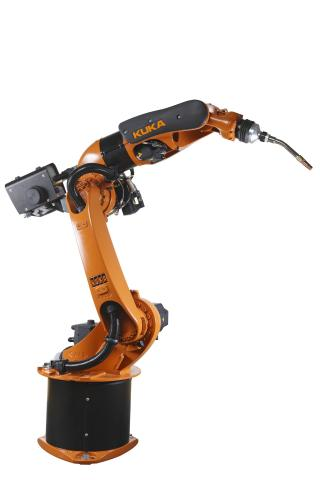 Innovative welding developments and solutions from KUKA Robotics at FABTECH 2015 in booth N-18013 (P ...