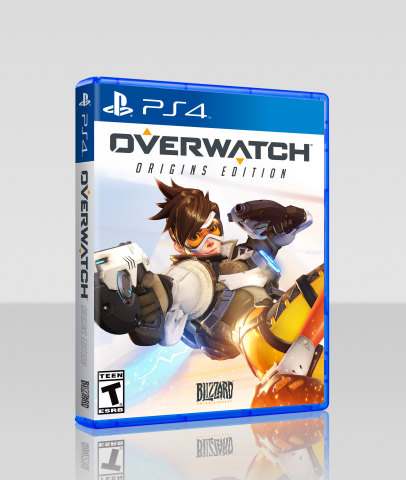 Overwatch: Origins Edition (PlayStation 4)(Graphic: Business Wire)