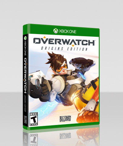 Overwatch: Origins Edition (Xbox One)(Graphic: Business Wire)