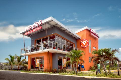 Popeyes® Louisiana Kitchen Opens Milestone 2500th Restaurant  Business Wire