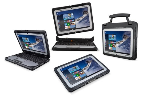 Toughbook 20 (Photo: Business Wire)