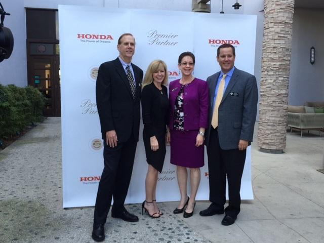 American Honda Distinguishes Targetbase With 2015 Premier Partner Award