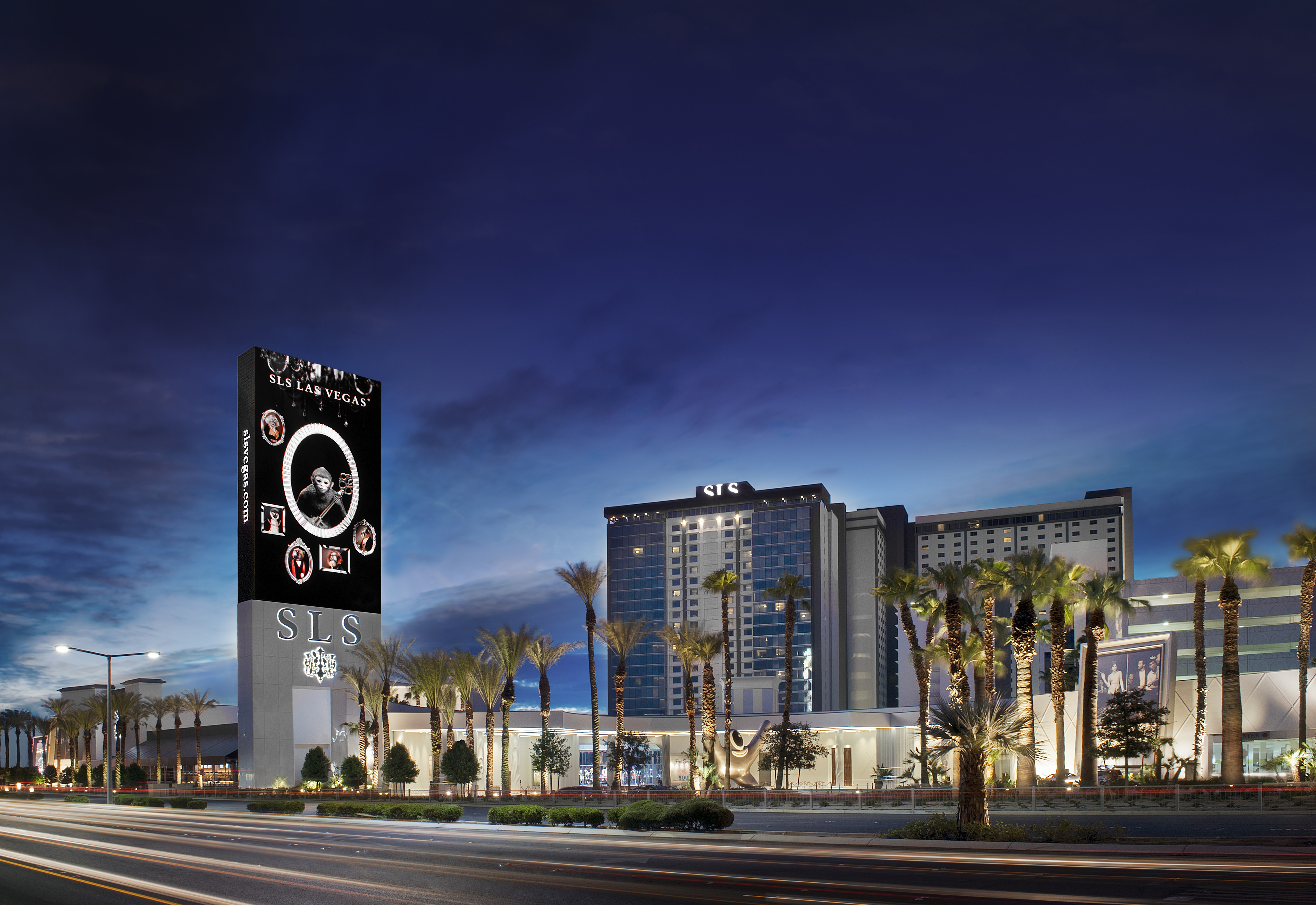 Starwood Hotels Resorts Significantly Expands Las Vegas Footprint With The Signing Of Sls Business Wire
