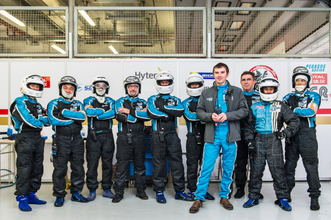 Hytera helps Pegasus Racing in Achieving Good Performance in FIA WEC Race (Photo: Business Wire)
