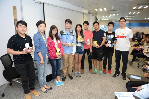 Participants of MetLife Hong Kong's Go Goal Life Experience Day said through the activities, they realized that building a career could be an enjoyable and enriching experience. (Photo: Business Wire)