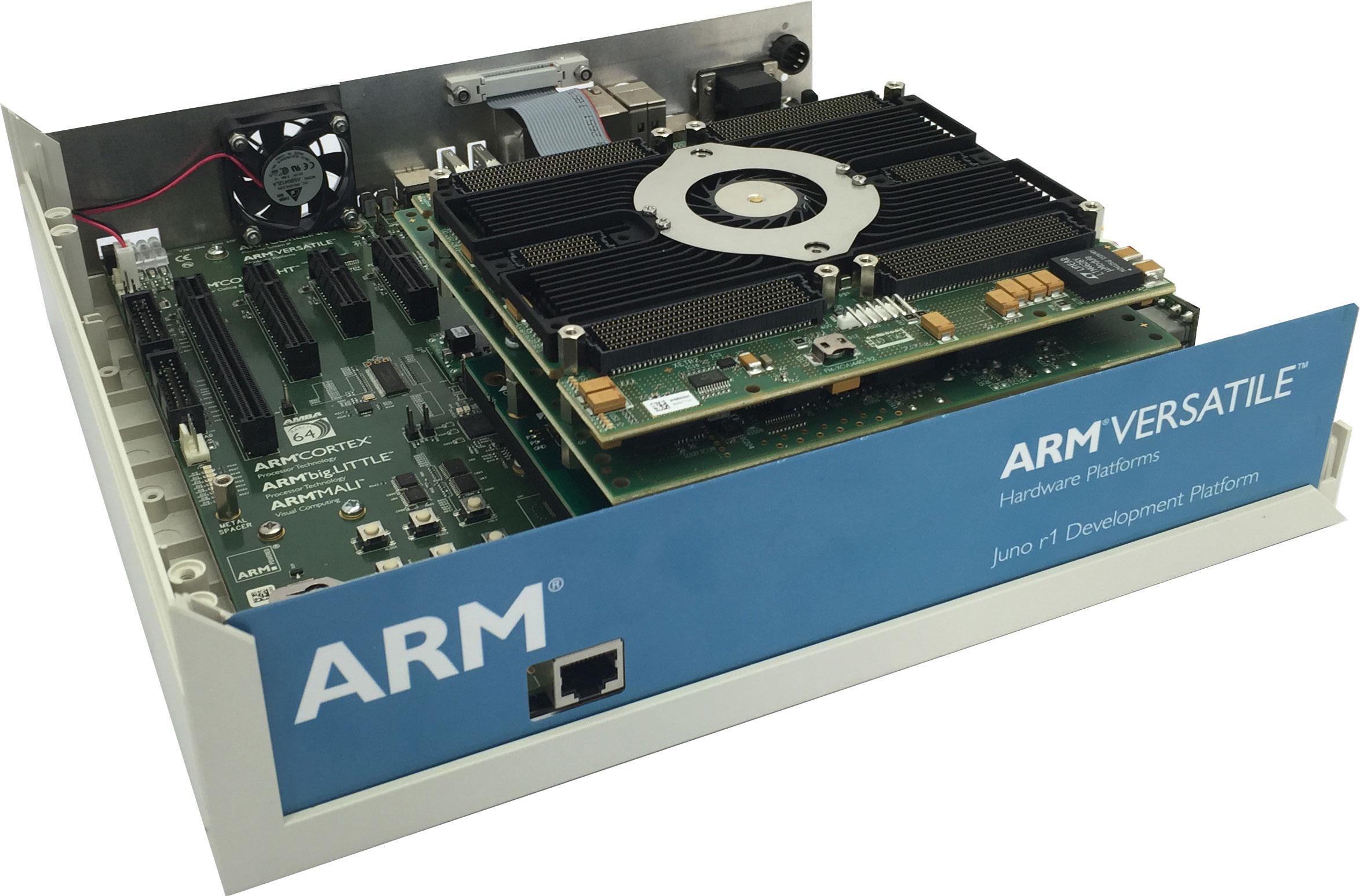 PRO DESIGN to use ARM Juno Development Platform with proFPGA ...