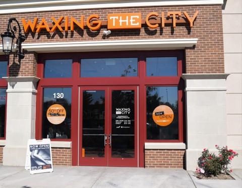 Waxing the City - Ashburn, VA. (Photo: Business Wire)