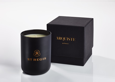 The first-ever bespoke scent for St. Regis hotels inspired by founding patroness Caroline Astor. (Photo: Business Wire)