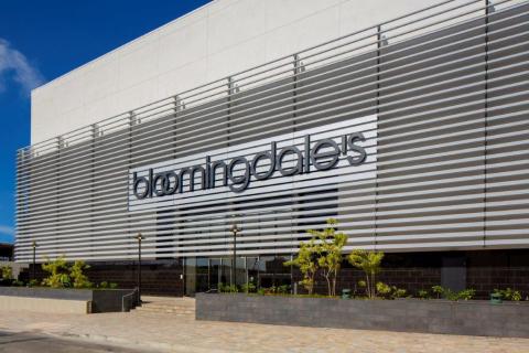 Bloomingdale's Ala Moana. Photography credit: Douglas Peebles