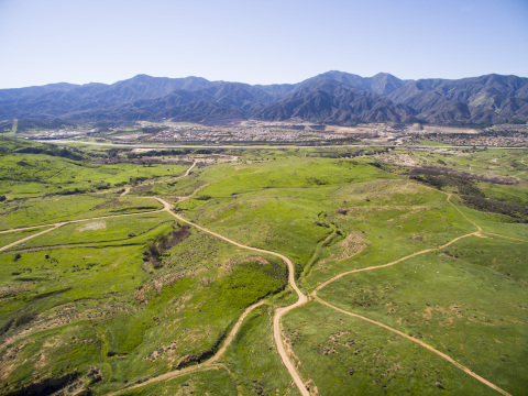 Terramor's captivating views of Temescal Valley and the Cleveland National Forest. (Photo: Business Wire)
