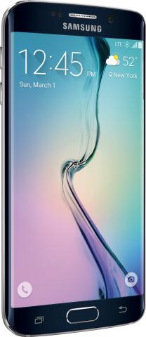 Samsung Galaxy S6 edge (Photo: Best Buy)