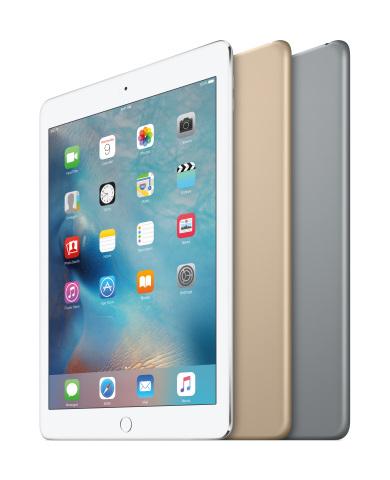 iPad Air 2 (Photo: Best Buy)