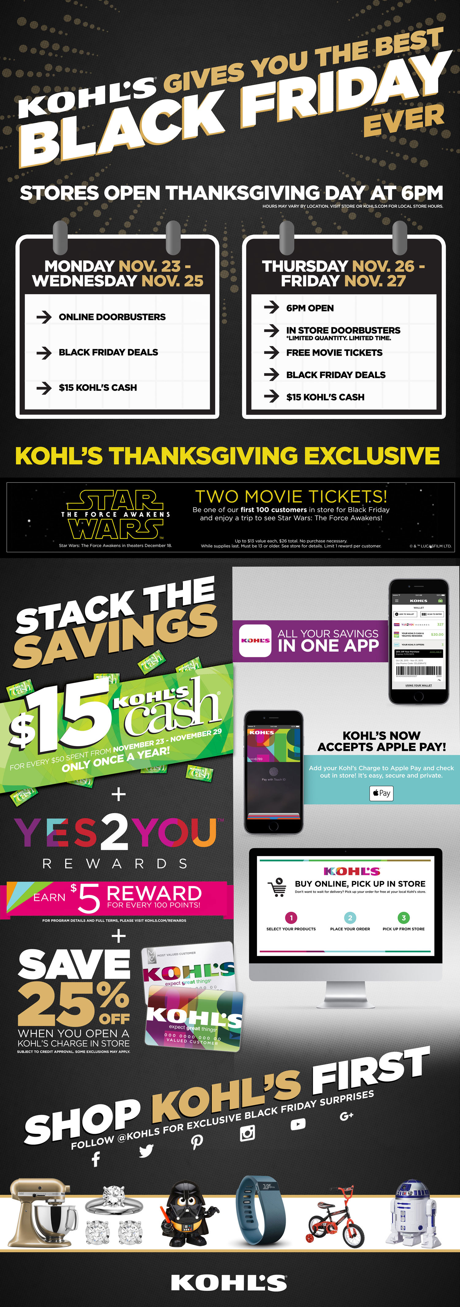 Black Friday Shopping Guide  Who s Offering Deals on Thanksgiving ... f3603dd5d