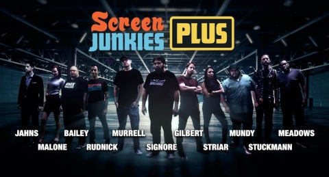ScreenJunkies Announces ScreenJunkies Plus Subscription Streaming Service. New Service, from the Creators of Honest Trailers, will Offer Fans Exclusive Original Programming and Introduce Premium Scripted Series, Interns of F.I.E.L.D. (Photo: Business Wire)