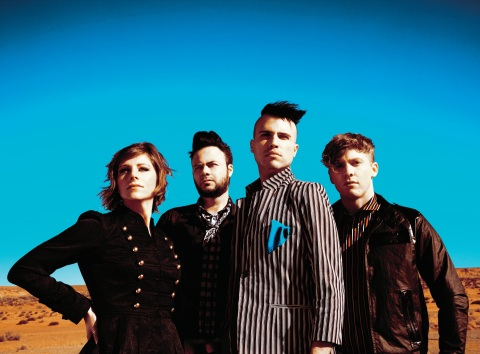 Hilton rocks the Capital with exclusive live concert from Neon Trees on December 5 at Washington Hilton. (Photo: Business Wire)