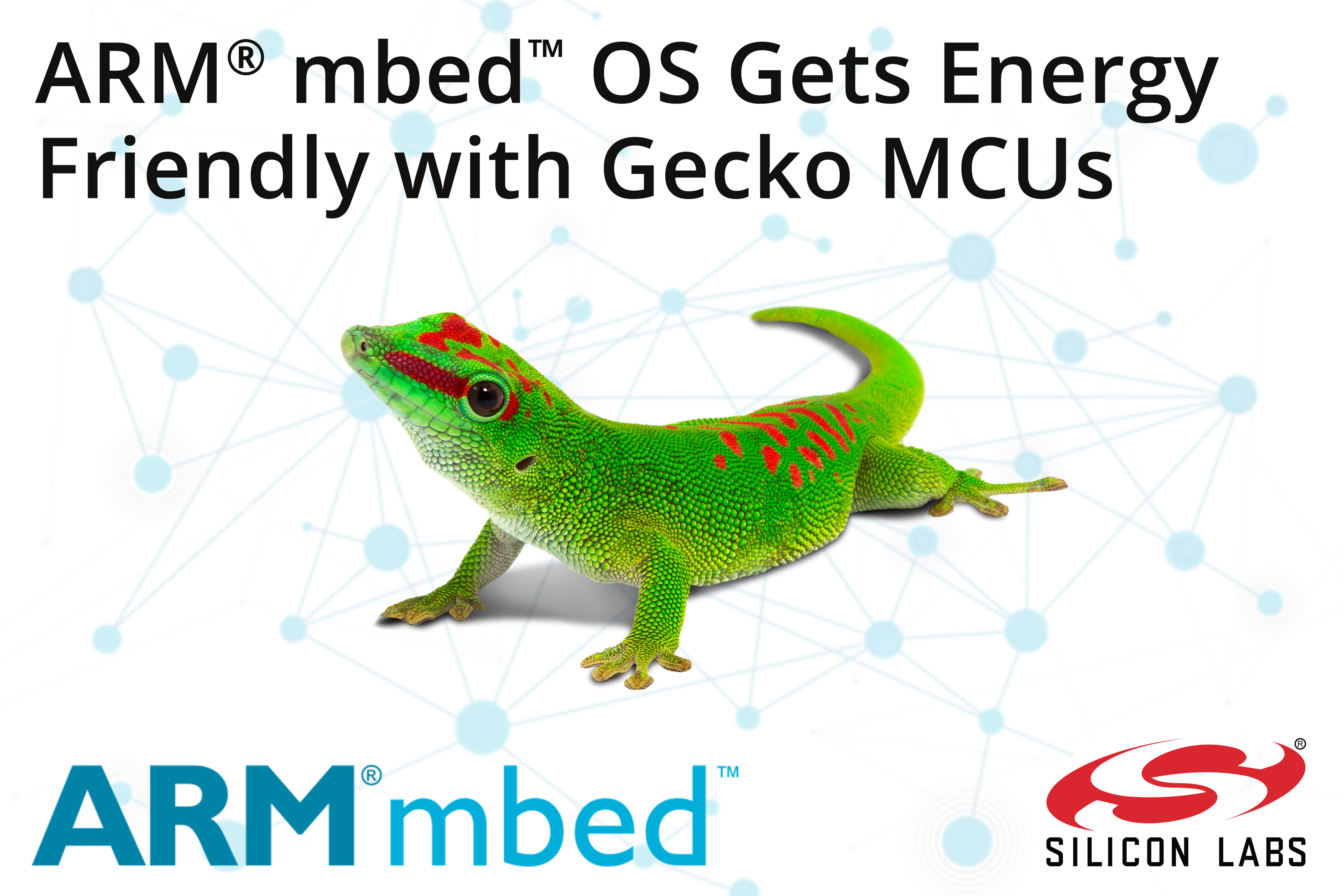 ARM mbed OS Gets Energy Friendly with Gecko Technology from