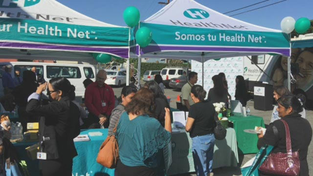 Health Net held an educational program on Oct. 30, 2015, at its Community Resource Center in East Los Angeles.