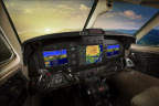 G1000 Integrated Flight Deck in a King Air (Photo: Business Wire)