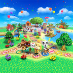 Animal Crossing: amiibo Festival is overflowing with fun game modes to play and family-friendly activities to participate in. (Photo: Business Wire)