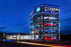 Introducing the world's first fully-automated, coin-operated car Vending Machine, from Carvana. (Photo: Business Wire)