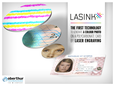 OT's Lasink technology (Graphic: Business Wire)