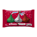 Holiday Hershey's Kisses Milk Chocolates and Hershey's Milk Chocolate Bars, made with simple ingredients and no artificial flavor, launch nationwide this holiday season. These are some of the first products from Hershey to transition to simpler, familiar ingredients. Holiday Hershey's Kisses Milk Chocolates packages are also the first to pilot the SmartLabel™ QR code to instantly get detailed product information. (Photo: Business Wire)