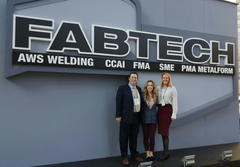 Reed Exhibitions Alcantara Machado attends FABTECH and invites American market to Mecânica in May 2016 in São Paulo (Photo: Business Wire)