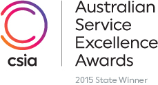 Australia Service Excellence Awards (Graphic: Business Wire)