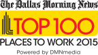 EFG Companies has been named to the Dallas Morning News Top 100 Places To Work, crediting its laser focus on customer service as a driving force behind the esteemed recognition. (Graphic: Business Wire)