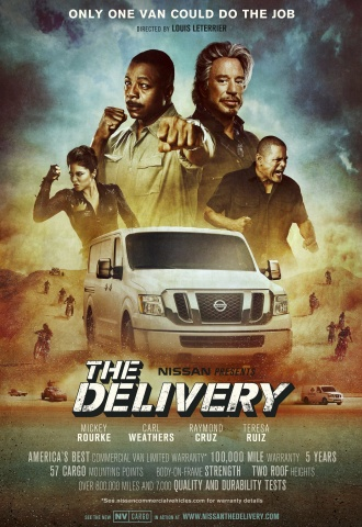 "Nissan presents ""The Delivery"" (Photo: Business Wire)"