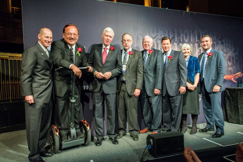 2015 CE Hall of Fame Inductees (Photo: Business Wire)