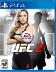 RONDA ROUSEY FEATURED ON THE COVER OF EA SPORTS UFC 2 OUT SPRING 2016 (Photo: Business Wire)