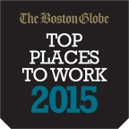 PAN Communications was ranked 18 in The Boston Globe's Top Places to Work for 2015.