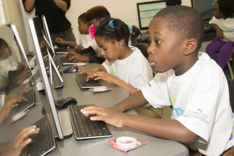 BGCA announced received more than $3 million from Comcast NBCUniversal to further develop and expand their My.Future technology initiative. (Photo: Business Wire)