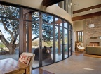 The NanaWall BEARricade offers a unique design that provides unequalled strength and durability. (Photo: Business Wire)