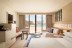 Each of the resort's 547 guest suites offer views of the Caribbean and resort gardens (Photo: Business Wire)